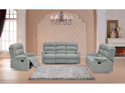 Fargo 2 Seater Recliner Lounge